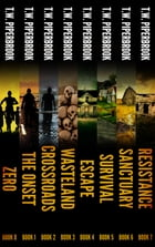 Contamination Super Boxed Set (Complete Books 0-7) by T.W. Piperbrook
