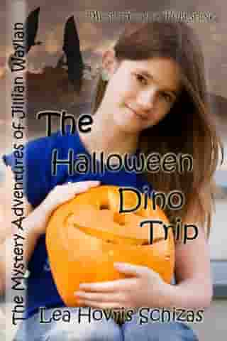 The Halloween Dino Trip by Lea Schizas