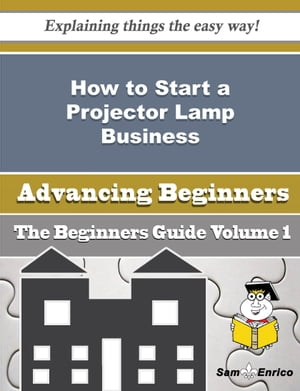 How to Start a Projector Lamp Business (Beginners Guide): How to Start a Projector Lamp Business (Beginners Guide) by Setsuko Bradbury