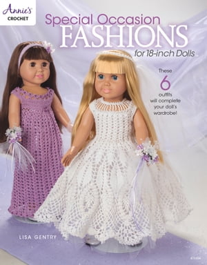 Special Occasion Fashions for 18-inch Dolls