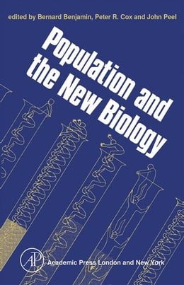 Book Population and the New Biology by Benjamin, Bernard