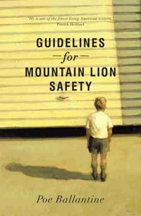 Guidelines for Mountain Lion Safety