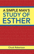 A Simple Man'S Study of Esther Cover Image