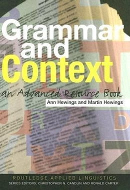 Book Grammar and Context by Hewings, Ann