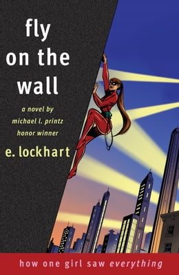 Book Fly on the Wall by E. Lockhart