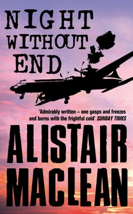 Book Night Without End by Alistair MacLean