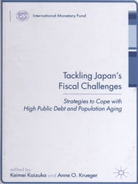 Tackling Japan's Fiscal Challenges: Strategies to Cope with High Public Debt and Population Aging