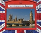 Greetings from London by Editors of Thunder Bay Press