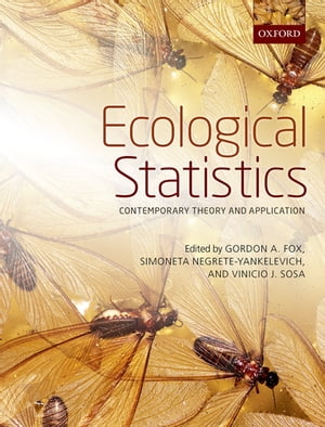 Ecological Statistics Contemporary theory and application