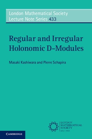 Regular and Irregular Holonomic D-Modules