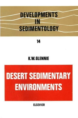 Book Desert sedimentary environments by Unknown, Author