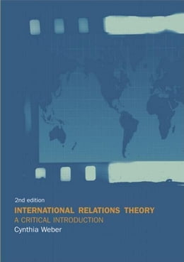 Book International Relations Theory by Weber, Cynthia