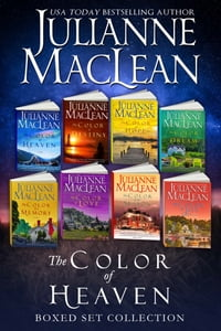 The Color of Heaven Series Collection: An 8-book Women's Fiction Boxed Set