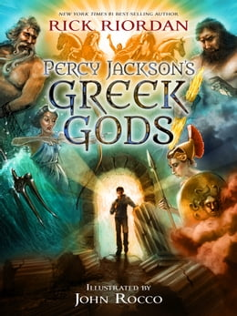 Book Percy Jackson's Greek Gods by Rick Riordan