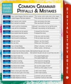 Common Grammar Pitfalls And Mistakes (Speedy Study Guides) by Speedy Publishing