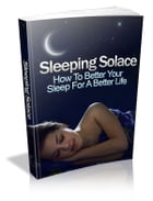 Sleeping Solace by Anonymous