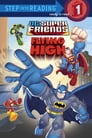 Super Friends: Flying High (DC Super Friends) Cover Image
