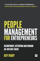 People Management for Entrepreneurs