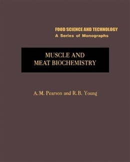 Book Muscle and Meat Biochemistry by Pearson, A.M.