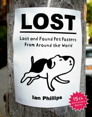 Lost Lost and Found Pet Posters from Around the World
