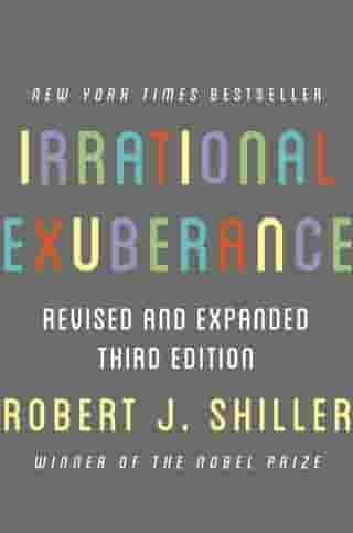 Irrational Exuberance: Revised and Expanded Third Edition de Robert J. Shiller