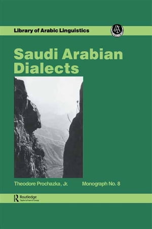 Saudi Arabian Dialects