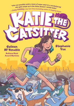 Katie the Catsitter by Colleen AF Venable