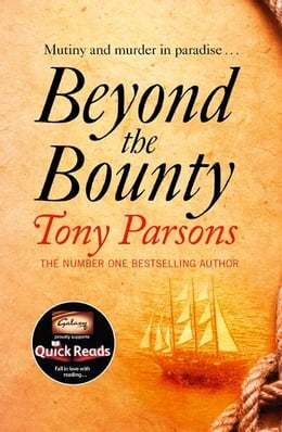 Book Beyond the Bounty by Tony Parsons