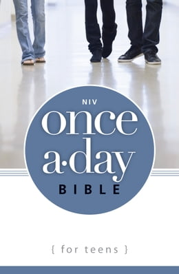 Book NIV, Once-A-Day Bible for Teens, eBook by ZonderKidz
