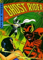 The Ghost Rider, Number 12, The Devil Deals in Death by Yojimbo Press LLC
