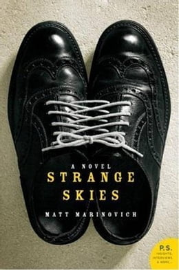 Book Strange Skies: A Novel by Matt Marinovich