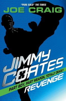 Book Jimmy Coates: Revenge by Joe Craig