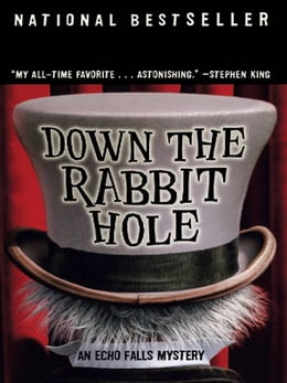 Book Down the Rabbit Hole by Peter Abrahams