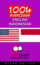 1001+ Exercises English - Indonesian by Gilad Soffer