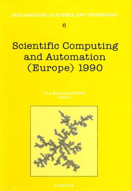 Book Scientific Computing and Automation (Europe) 1990 by Karjalainen, E.J.