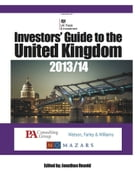 Investors' Guide to the United Kingdom 2013/14 by Jonathan Reuvid
