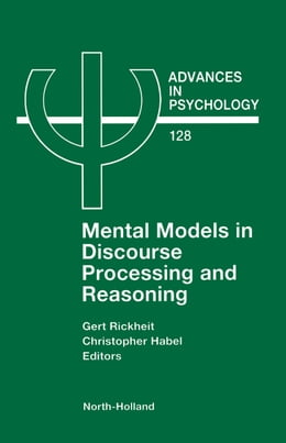 Book Mental Models in Discourse Processing and Reasoning by Rickheit, G.