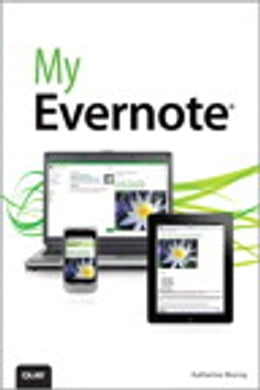 Book My Evernote by Katherine Murray