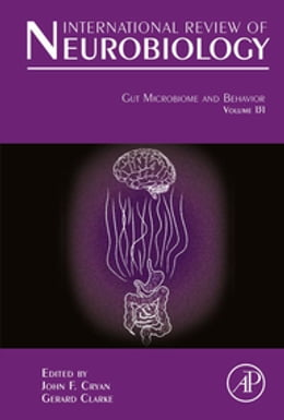 Book Gut Microbiome and Behavior by John F. Cryan