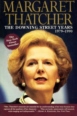 Book Downing Street Years by Margaret Thatcher