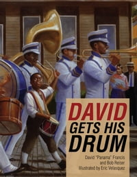 David Gets His Drum