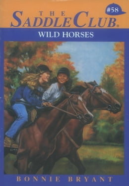Book Wild Horse by Bonnie Bryant