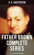 9788027231096 - G.K. Chesterton: FATHER BROWN Complete Series - All 51 Short Stories in One Edition - Kniha