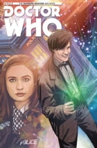 Doctor Who: The Eleventh Doctor Archives #1 by Tony Lee