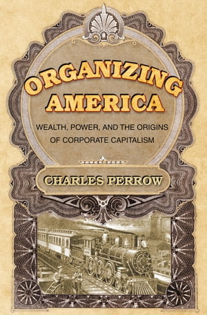 Organizing America Wealth,  Power,  and the Origins of Corporate Capitalism