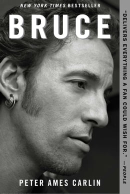 Book Bruce by Peter Ames Carlin