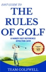 Rules of Golf Cover Image
