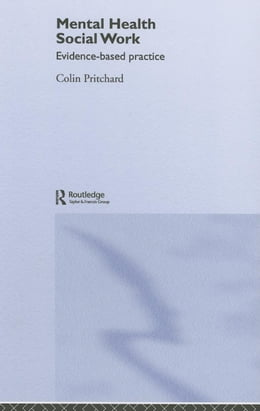 Book Mental Health Social Work by Pritchard, Colin