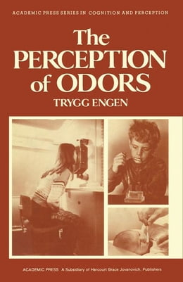 Book The Perception of Odors by Engen, Trygg