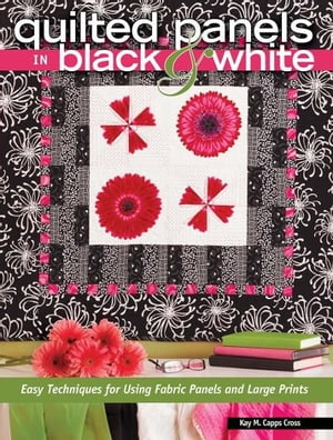 Quilted Panels in Black and White Fast and Friendly Techniques for Using Fabric Panels and Large Prints